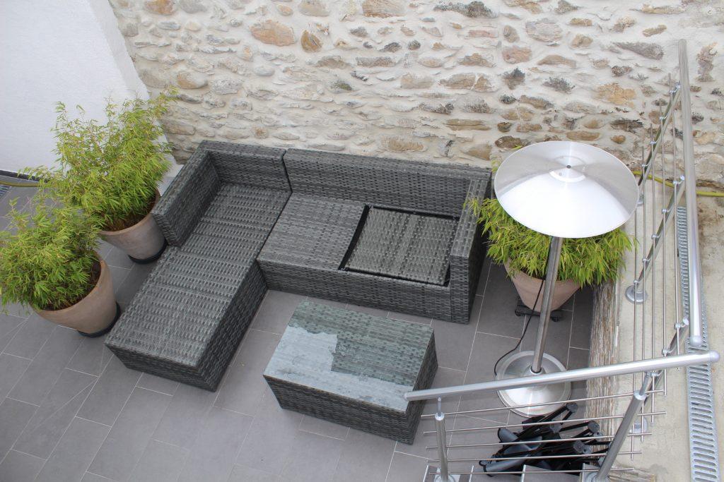 Vue Terrasse extérieure numéro 3