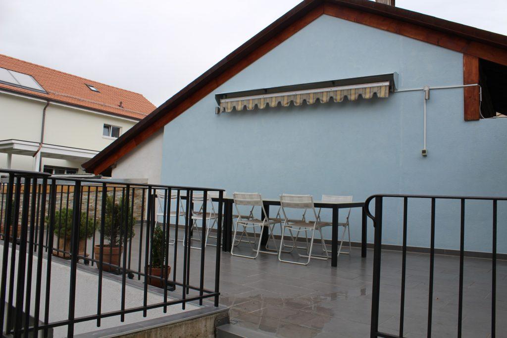 Vue Terrasse extérieure numéro 2